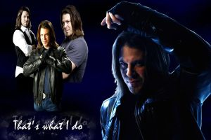 Leverage - Eliot Wallpaper by katcho