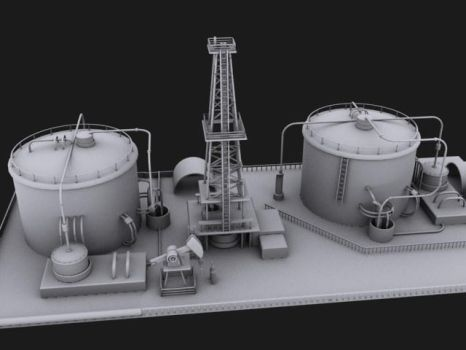 oil plant by Anil4Animal