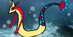 milotic by psychic-skin-taker