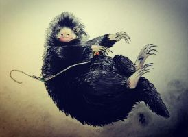 Niffler!!! by penelope-canvas