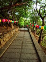 Pathway to Enlightment by stitch52481