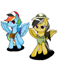 Give me a Dash of Loyalty by Carly553