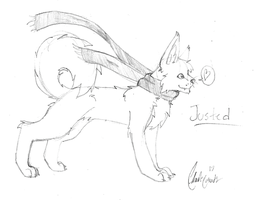 justed dog by LoD90