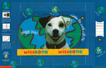 Wishbone - Promotional Book Cover No. 2 by The-Toy-Chest