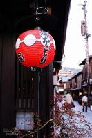 streets of Kyoto 2 by LunaFeles