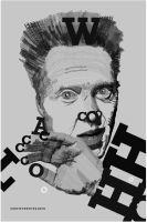 Christopher Walken by AkechiChiro