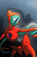 Deoxys by Ayior