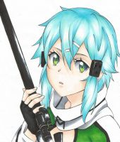 Call of Sinon by DevilishMirajane