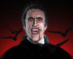 Dracula Triumphant by markwilliams