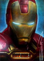 Iron Man 2 AP Card 2 by RandySiplon