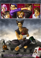 Tekken: Blood Shenanigans by viciousSHADi