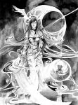 Resurrection Goddess-BnW by sinvia
