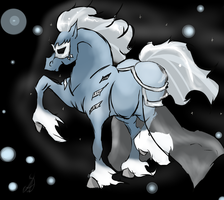 Halloween Masquerade Horse Auction - END - by Naeezadopts