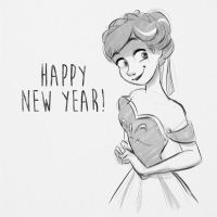 Happy New Year! by Katikut