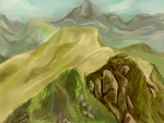 Background Study by AxesAndFoxes