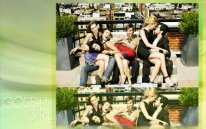 Gossip Girl Wallpaper II by ConnieChan