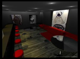 Gallery Bar for Hennessy by taowangus