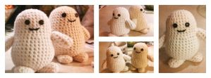 Adipose Fat Baby Pattern by Lumos5000