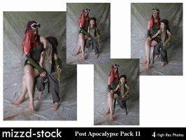 Post Apocalypse Pack 11 by mizzd-stock