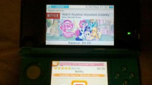 My Little Pony featured in Nintendo eShop by BigDream64