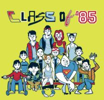 Class of '85 by Ape74