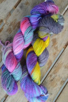Hand Dyed Yarn by Sheepieh