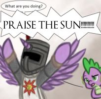 PRAISE THE SUN!!!!! by Gennbu