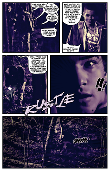 Teen Wolf Comic - Volume 1: Wolf Moon - Page 5 by Cammerel