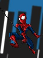 Spider-Man by caostrout
