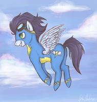 Soarin' the Sky by Extraterritoriality