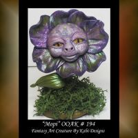 Mopi Fantasy Little Creature by KabiDesigns