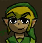 Toon Link by DictatorChocolate
