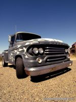 Pick-em-up Dodge by Swanee3