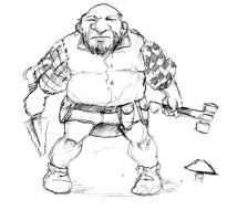 Dwarf male by Creative-Games