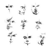 Headsketches191 by Quad0