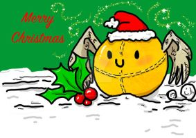 Snitch christmas by madperson42