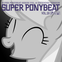 Super Ponybeat Vol. 016 Mock Cover by TheAuthorGl1m0