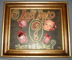 Mind Game by thedollmaker