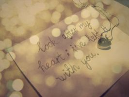 look after my heart   updated by onlyinmydreamss