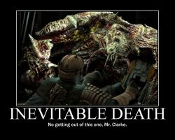 Dead Space Motivational Poster by Makuta52