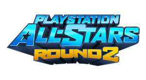PlayStation All-Stars Round 2  fan-made logo by Playstation-Jedi