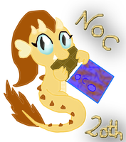 Noc and the chocolate by Biusx