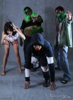 Group Left 4 Dead by Gabriel-Hyoga