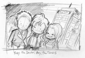 The Doctor is Back! by elisamoriconi
