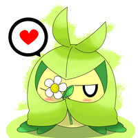 Swadloon love flower by hoyeechun