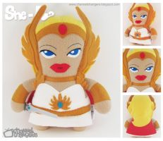She-Ra by ChannelChangers