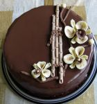 Orchid cake by JSjewelry