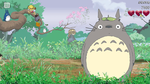 Totoro's snacks animation by Cllaud