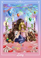 Lury Happy Birthday by Varges