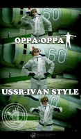 Oppa Russia Style by nafasea